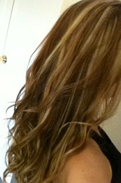 Going too go back to brunette and I love this color :)
