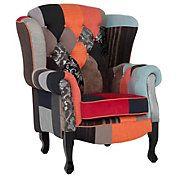 Beautiful KARE Design Ohrenbackensessel bunt Sessel im Wohnen Shop auf heine de