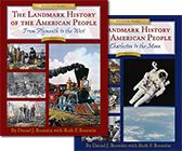 Review of: The Landmark History of the American People. Used by sonlight and bookshark. For middle school.