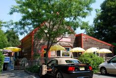 Cafe Alfresco - best soups, sandwiches, pastries, coffee and more. Outside seating as well-Brewster, Cape Cod.
