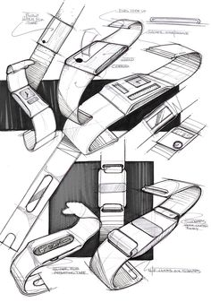 mike serafin #id #industrial #design #product #sketch #s