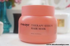 Resenha: Therapy Session Hair Mask - Eva NYC