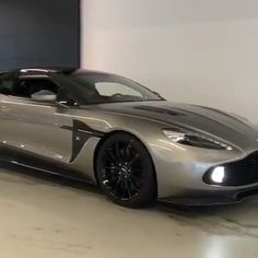 Someone just purchased not one but five Aston Martin Zagatos - Concept Cars News and Information Luxury Sports Cars, Top Luxury Cars, Classic Sports Cars, Aston Martin Cars, Aston Martin Vanquish, Aston Martin Rapide, Aston Martin Db11, Bugatti Cars, Bmw Cars