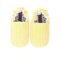 Lemon Scales Mini Shoes