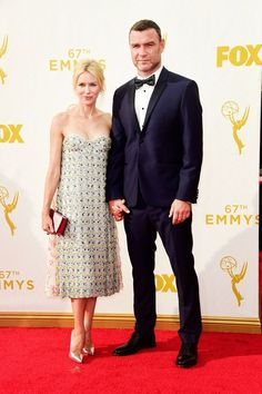 Fashion forward. everything. The 23 Most Amazing Looks From The Emmys #refinery29  http://www.refinery29.com/2015/09/94113/celebrity-best-dressed-emmys-2015#slide-23  What happens when you can't pick just one awards show dress? Make like Naomi Watts and wear a double-sided frock. Her Dior dress is beaded in the front, floral in the back — and yes, it looks awesome from every angle. ...