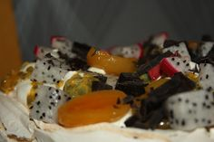 Pavlova. My first, but certainly not the last...