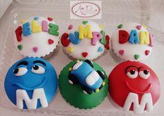 Cupcakes Feliz Cumple