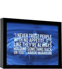 Quotes by Haruki-murakami
