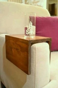Endtable Space saver tight spaces