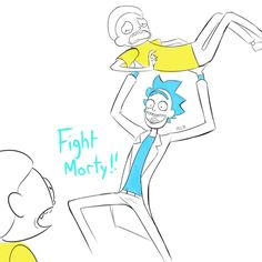 Pocket Mortys   It's a great game! For Pokémon fans and Rick and Morty #art #cartoon