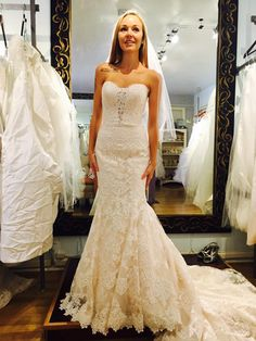 Ivory Lace Wedding Dress Wedding Dress. Ivory Lace Wedding Dress Wedding Dress on Tradesy Weddings (formerly Recycled Bride), the world's largest wedding marketplace. Price $631...Could You Get it For Less? Click Now to Find Out!