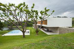Gallery of Itatiba Residence / RoccoVidal P+W - 1