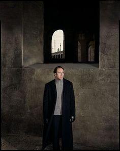 Nicolas Cage by Dan Winters.