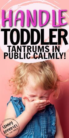Toddler tantrums in public. all the moms staring. This is the hardest part of being a toddler mom. Never knowing what to do with the hitting and screaming fits that come with 18 months, 1 year, and 2 year terrible two's. Yes, it lasts well before and be Gentle Parenting, Parenting Advice, Peaceful Parenting, Parenting Classes, Terrible Twos, Toddler Discipline, Positive Discipline, Parenting Toddlers, Mom Advice