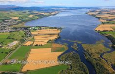 Cromarty  Firth Dingwall.Aerial photograph Scotland.Prints 18x12 £25 24x16 £35 same size on canvas ready to hang £60. Order via website www.scotaviaimage...
