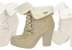 Style und Komfort in einem so modischen Schuh kombiniert. Dazu ist er noch äußerst bequem, flauschig warm und der Hingucker des kommenden Winters. Esprit, Damen Stiefeletten, Y10320-251 – beige; Jetzt in 360° Ansicht, nur auf PLAZA51!