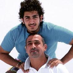 محمد بن سلطان  خليفة آل نهيان @mohammedbinsultan_pics Instagram photos | Websta Sheikh Mohammed, Prince And Princess, Sons, Father, Beach, Pai, The Beach, My Son, Beaches