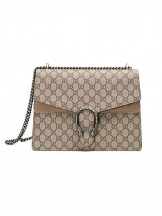 db525efe9d26 Gucci Dionysus GG Supreme Shoulder Bag  Guccihandbags Canvas Shoulder Bag
