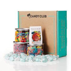 New Age Mama: Easter Gift Guide - The Candy Club Subscription Box Holiday Gift Guide, Holiday Fun, Holiday Gifts, Hostess Gifts, Christmas Ideas, Christmas Gifts, Halloween Snacks For Kids, Nostalgic Candy, Gourmet