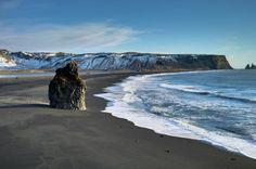Dyrholaey southern Iceland
