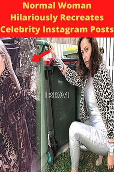 """One woman has changed the game on making fun of celebrity Instagram accounts. Celeste Barber is an """"actor, Comedian, and Social Media Super"""" and """"is the self-proclaimed queen of everyday sophistication and low budget lifestyle aspirations."""""""