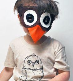 Organic Owl T-Shirt