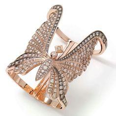 H. Stern Jewellery diamond cuff