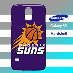 Phoenix SUNS Samsung Galaxy S5 Case Caver