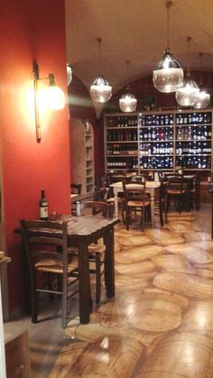Interior design end paiting pavement www.tabaccosecco.net