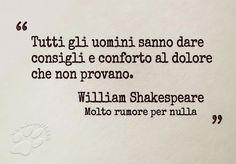 William Shakespeare Citazioni