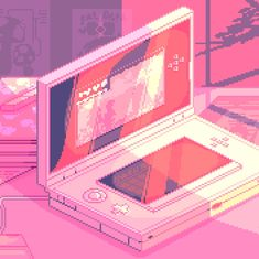 Animal crossing new leaf pin this pink aesthetic, aesthetic anime, pixel ar All Out Anime, M Anime, Vaporwave, Pink Aesthetic, Aesthetic Anime, Pixel Art, Cyberpunk, Foto Gif, Anime Kunst