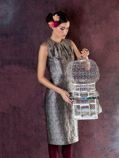 Seamed Dress 08/2012