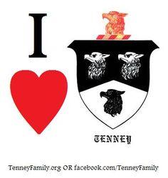 TenneyFamily.org | I ❤ Tenney Family