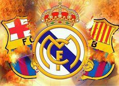 Real Madrid vs. FC Barcelona: www.mimarcafavorita.com