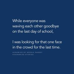 I feel my heart is gonna explode. My tears are gonna burst. I miss you a lot. When will you realize. This hpnd on tht day whn its lst wrkng day fr u. Besties Quotes, True Love Quotes, Best Friend Quotes, Funny Quotes, Friend Poems, Change Quotes, Quotes Quotes, Qoutes, School Days Quotes