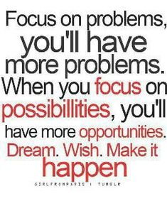 Dream, Wish, make it happen