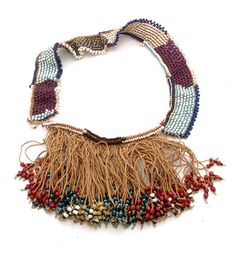 "Africa | Cache-sexe ~ ""tetana"" ~ from Lesotho 