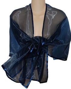 Navy Blue Sheer Organza Evening Wrap Shawl for Prom Wedding Bride Sheer Delights,http://www.amazon.com/dp/B007GYYRO8/ref=cm_sw_r_pi_dp_e3sOsb00QASTMF47
