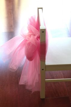 {DIY} How to Decorate a Princess Party Chair   Catch My Party