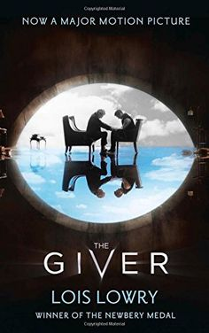 The Giver by Lois Lowry. What a fantastic book! Can't wait for the film now! Author Lois Lowry was inspired to write The Giver because of her late father's illness. Le Passeur Lois Lowry, The Giver Lois Lowry, Great Movies, Great Books, Awesome Movies, Love Book, Book 1, The Lunar Chronicles, Haunting Stories