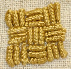 Studio 508: What I have learned about Bullion Knots