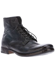 Premiata - Lace Up Boot