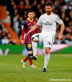 Real Madrid 3-4 FC Barcelona at Estadio Santiago Bernabéu. #HalaMadrid