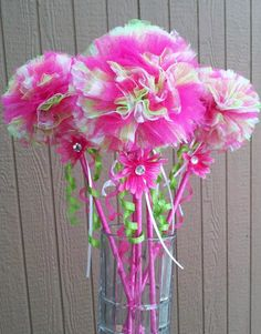 Fairy Princess Wands by tutusweetsnaps on Etsy, $15.00