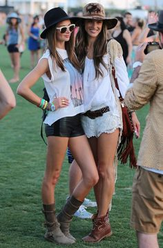 THE BEST OF THE FIRST WEEKEND OF COACHELLA VALLEY  #coachella #festivalfashion