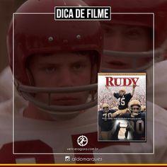 Dica de Filme: Rudy Football Helmets, Films