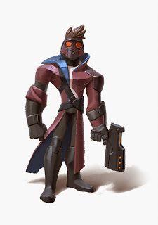 Novos designs de personagens do game Disney Infinity Marvel Art, Marvel Dc Comics, Marvel Heroes, Marvel Characters, Cartoon Characters, Character Modeling, 3d Character, Character Concept, Concept Art