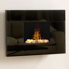 Dimplex Tahoe OptiMyst Wall Mount Electric Fireplace - TAH20R http://www.electricfireplacescanada.ca/EFCA-Products-Accessories/electric-fireplace-new-items-CA/tahoe-optimyst-wall-mount-electric-fireplace-TAH20R