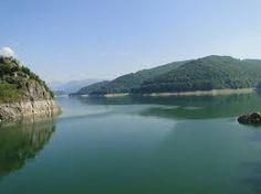 lacul si barajul vidraru Romania, River, Outdoor, Outdoors, Outdoor Living, Garden, Rivers