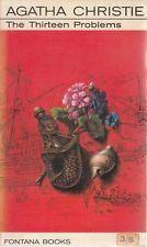 The Thirteen Problems - Agatha Christie - Fontana - Acceptable - Paperback